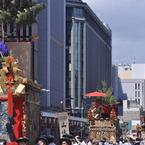 祇園祭・山鉾巡行-1