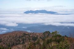 一面に広がる雲海