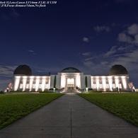 CANON Canon EOS 5D Mark IIで撮影した建物(Griffith Observatory☆)の写真(画像)
