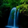 鮎返りの滝(長崎県)