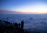 PENTAX PENTAX K-5で撮影した(雲海)の写真(画像)