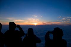 山の日@富士山