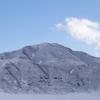 阿蘇 草千里から見た烏帽子岳