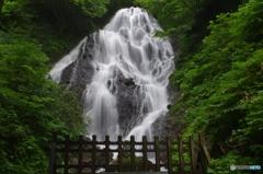 不動滝 (開運出世の滝) 酒田市