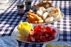 FRUITS BREAKFAST