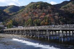 THE 渡月橋
