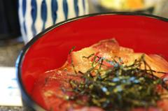 海鮮丼 さかなの食堂