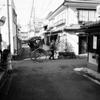 京都モノクローム viii 人力車
