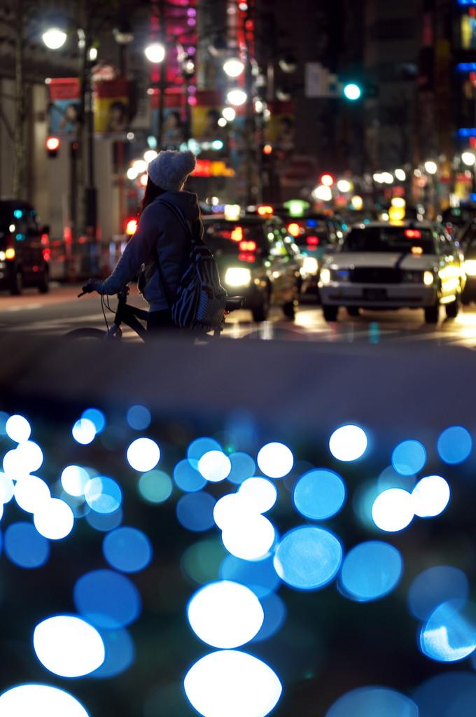 25時の渋谷