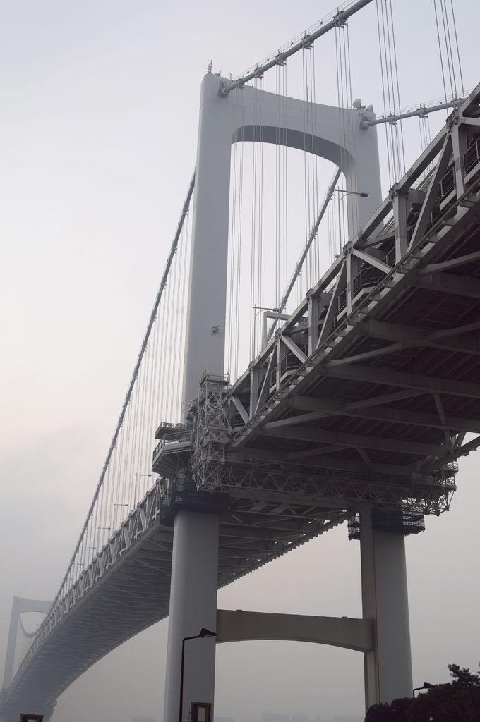 レインボーブリッジ(朝)