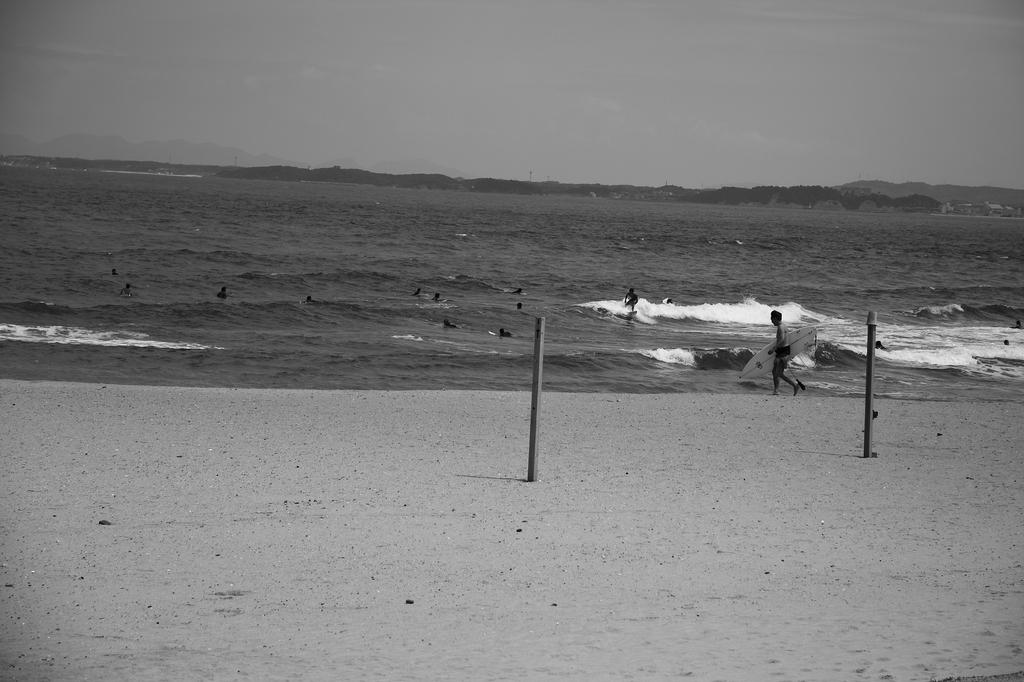 波をもとめて