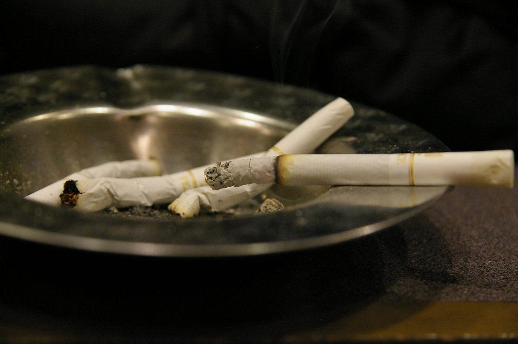 禁煙したい!!