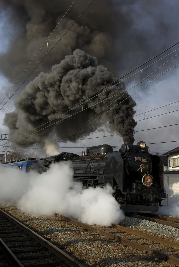 信越線120周年号