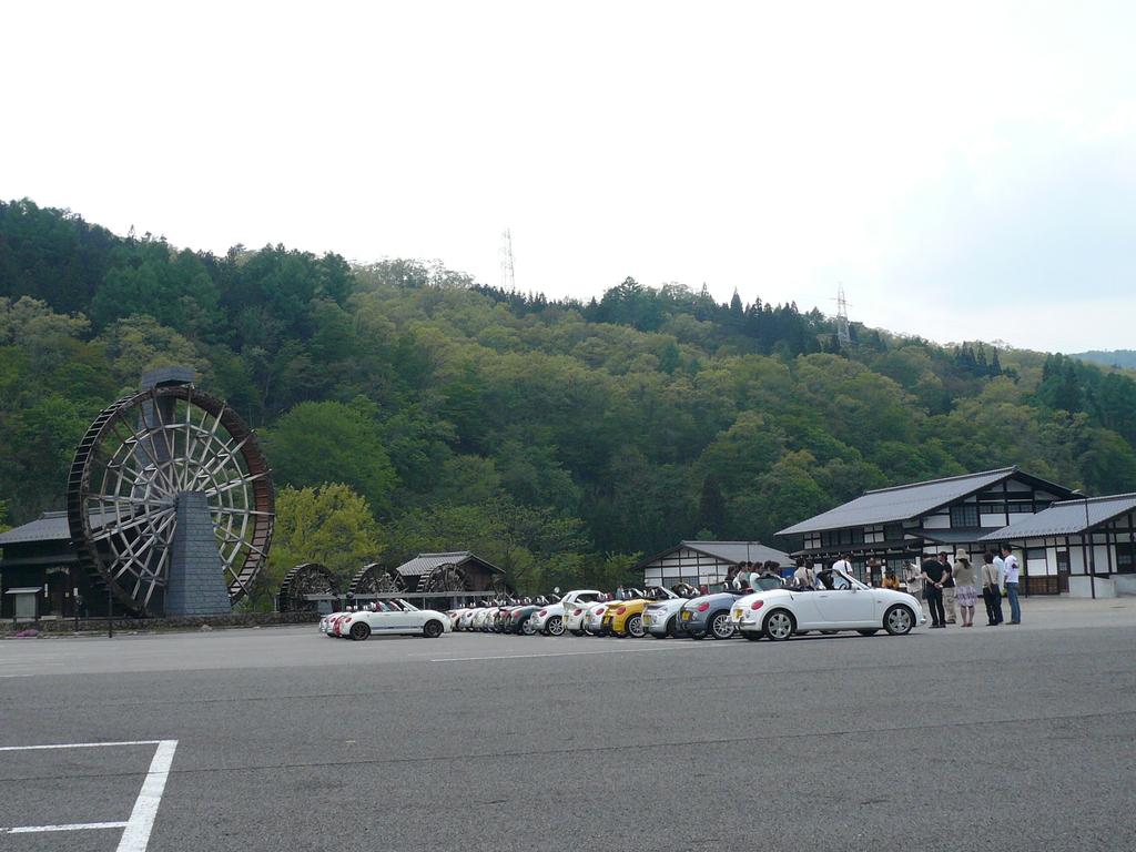 コペンがいっぱい@岐阜県高山市