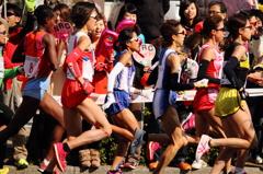春の訪れウィメンズマラソン