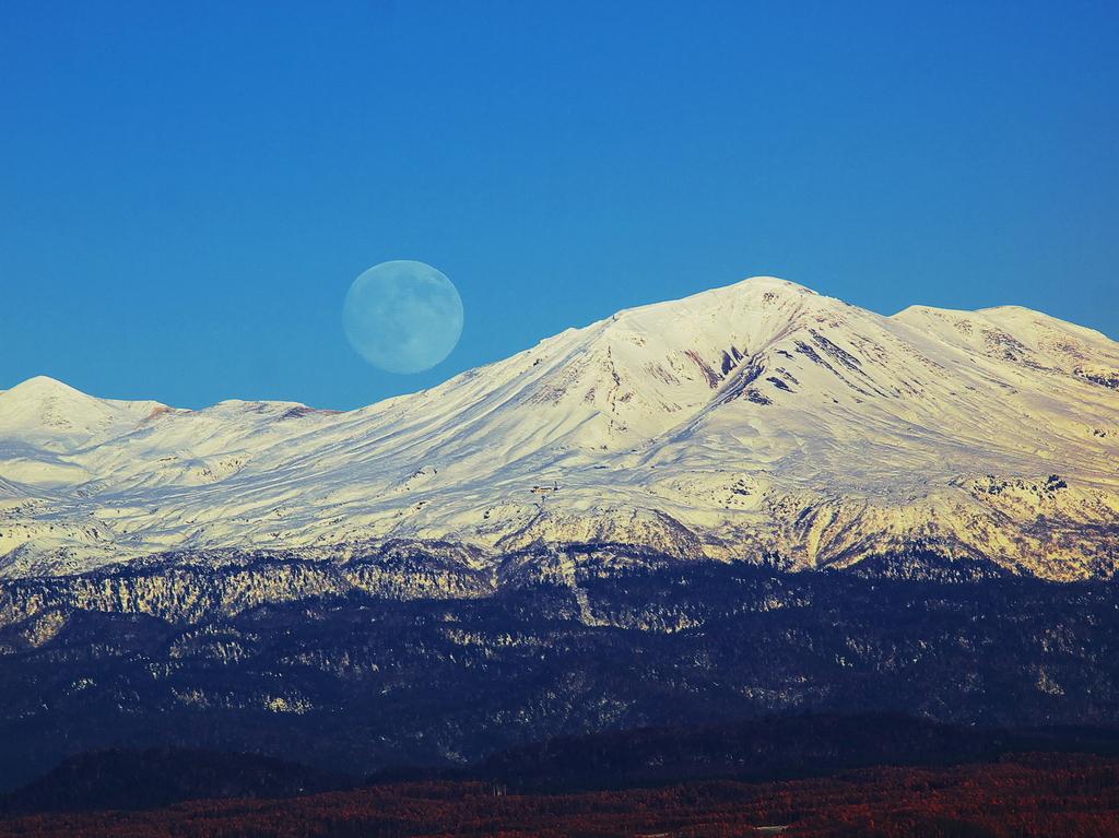 月の出−2008秋