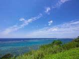 碧き空と海よ・・・ 2015春  久米島