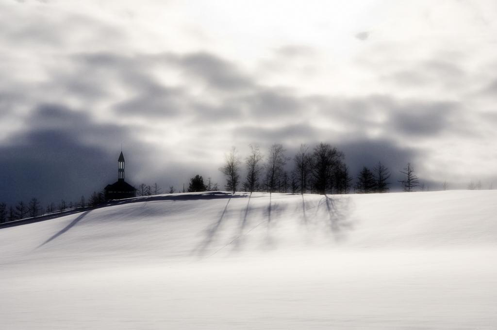 雪景色ー2008
