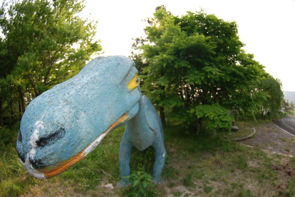 奥琵琶湖の怪獣