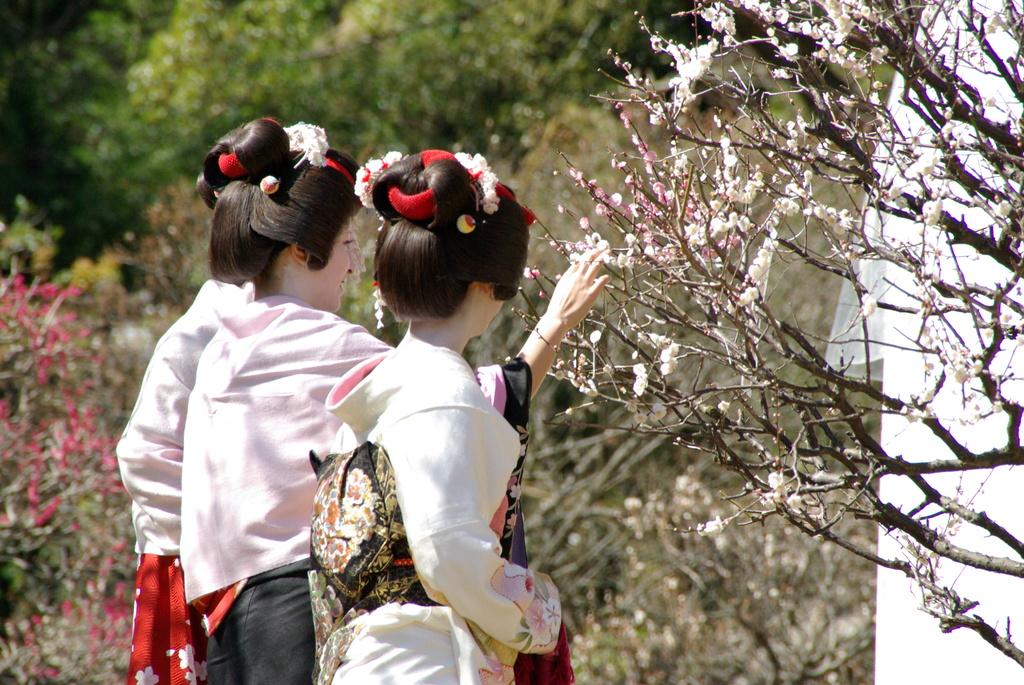 熱海梅祭り