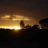 西オーストラリア 夜明け