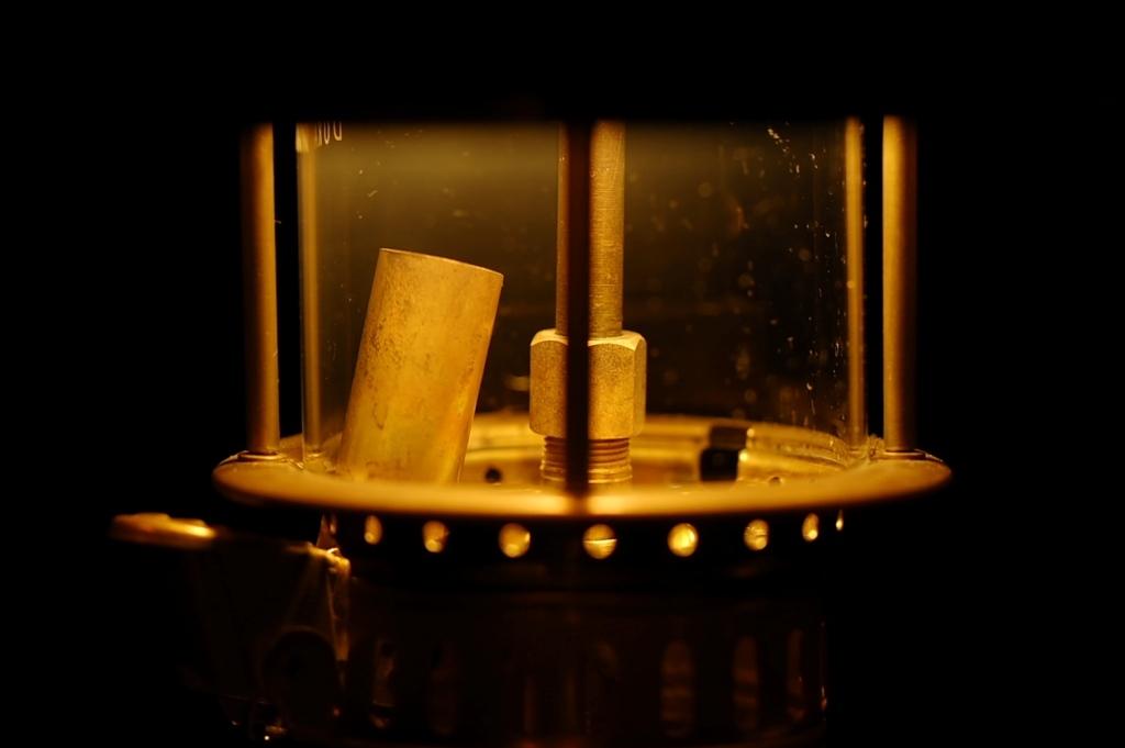 ランタンの灯火