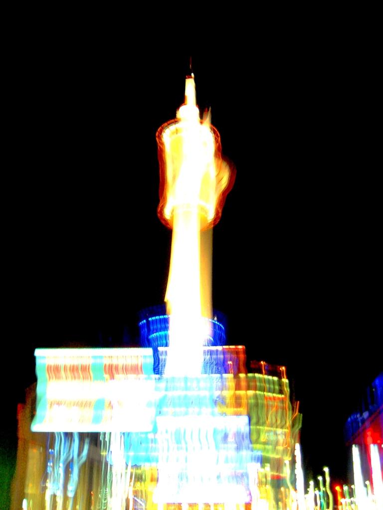 京の花火、その2。