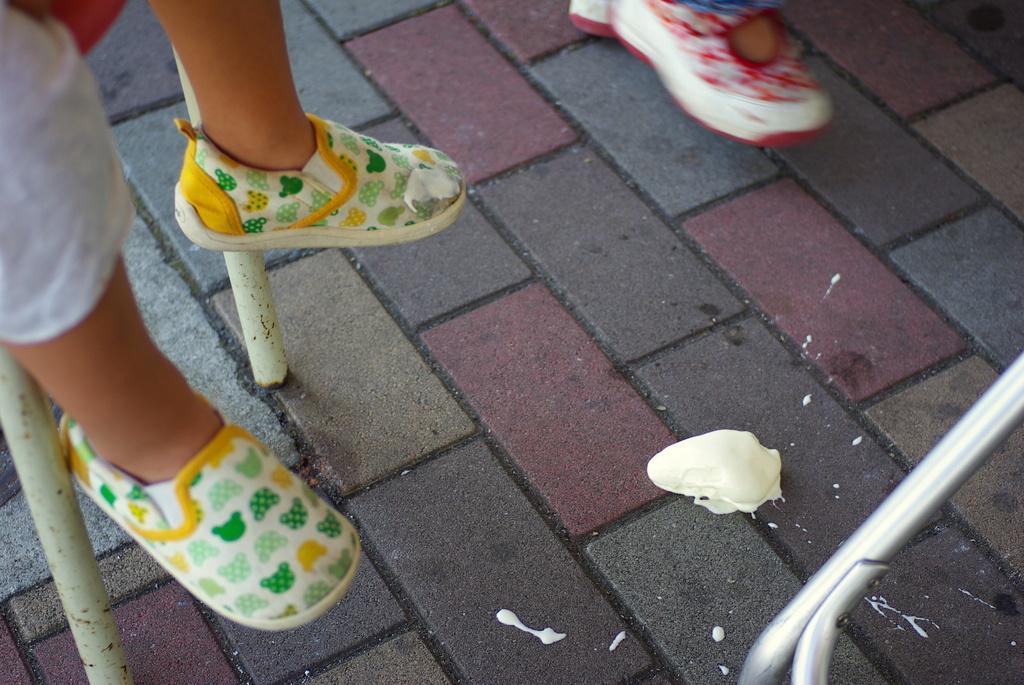 アイスクリーム大好き