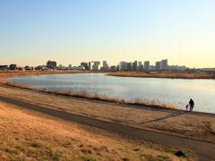 多摩川河川敷 Part-1