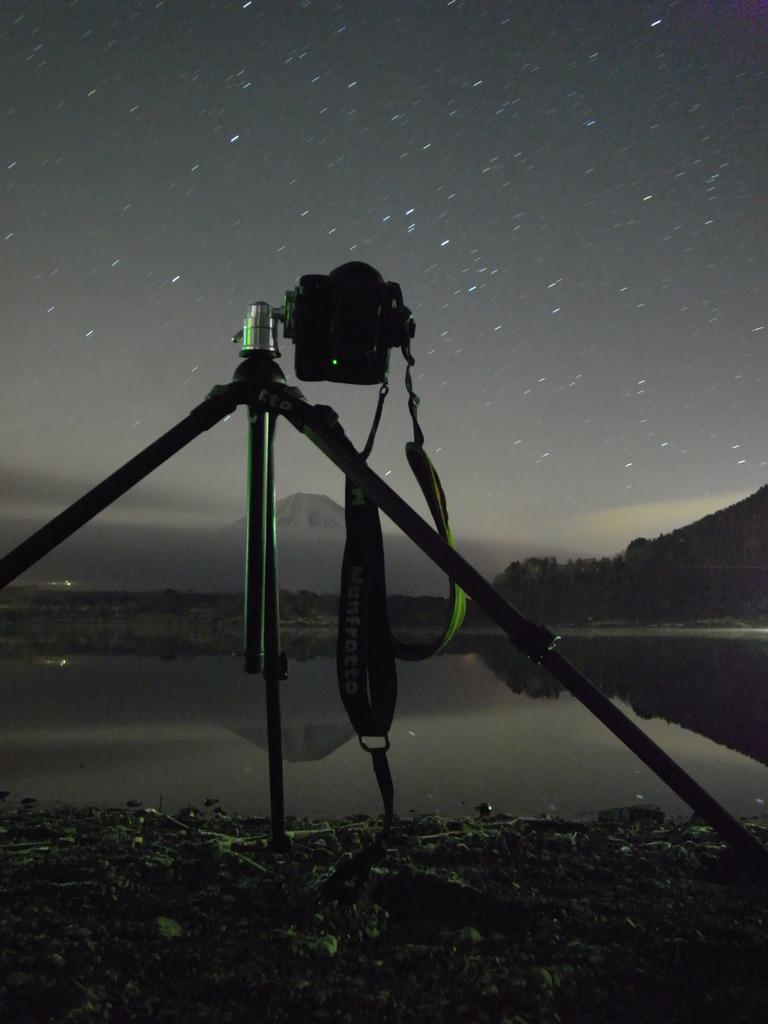 精進湖と星(番外編)
