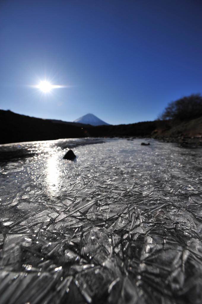 氷の先の・・・