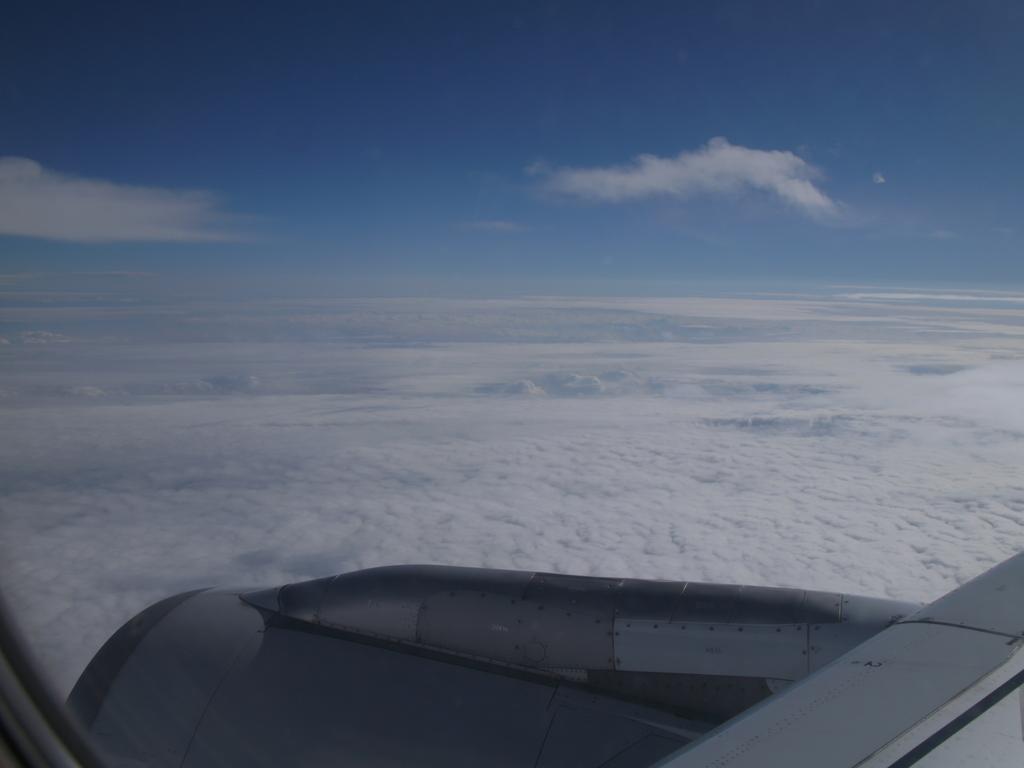天空のカーペット