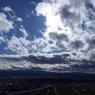 OLYMPUS E-30で撮影した風景(拡がる空)の写真(画像)