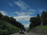 夏のドライブ