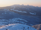 3. 吹雪の後の聖なる朝