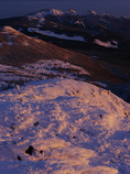 冬の北横岳にて(Scene37/40)