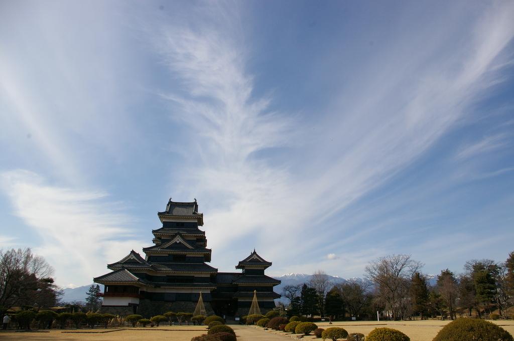 国宝松本城3