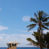 ハナウマの海