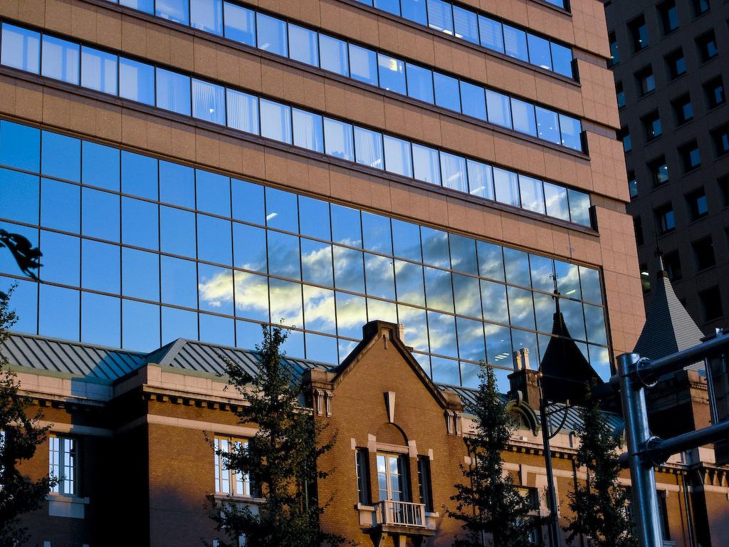 cloud in the window