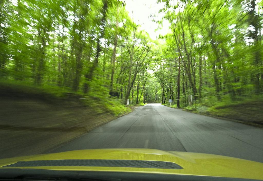 Freude am Fahren