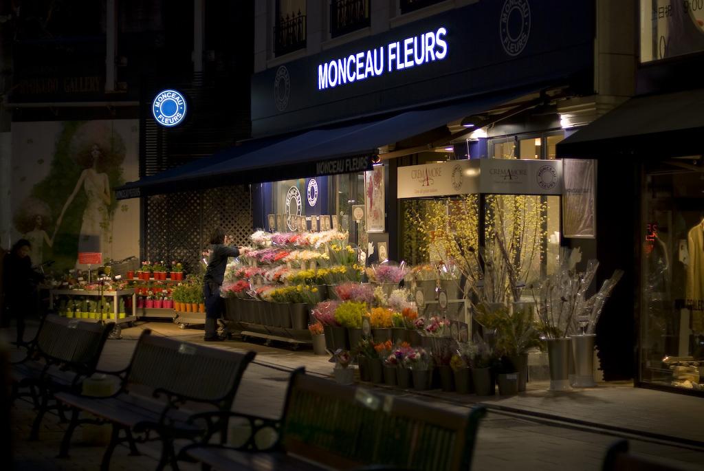 街角の花屋さん その2