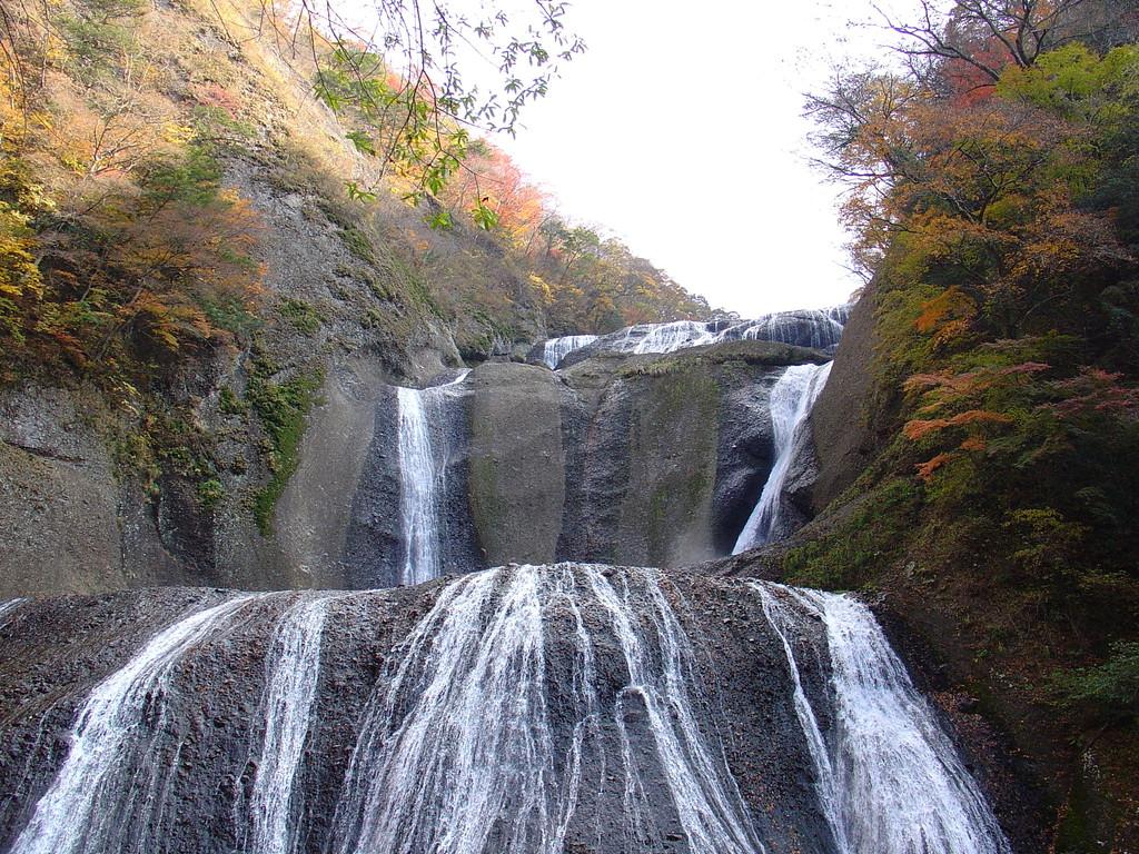 袋田の滝DSC03321