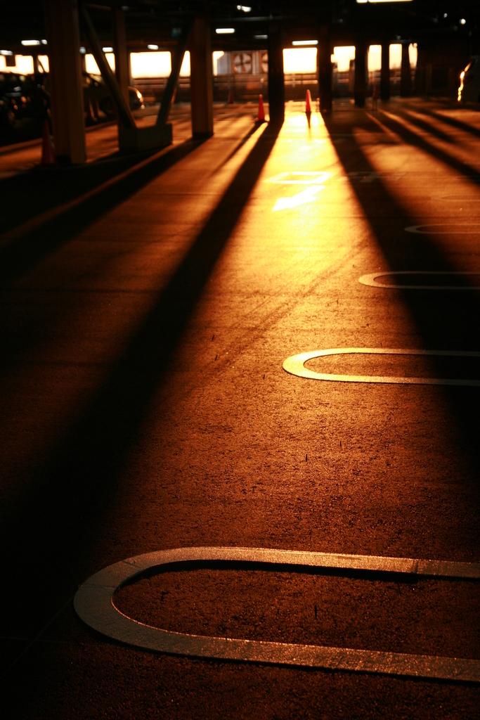 明日への光
