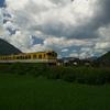 黄色い列車