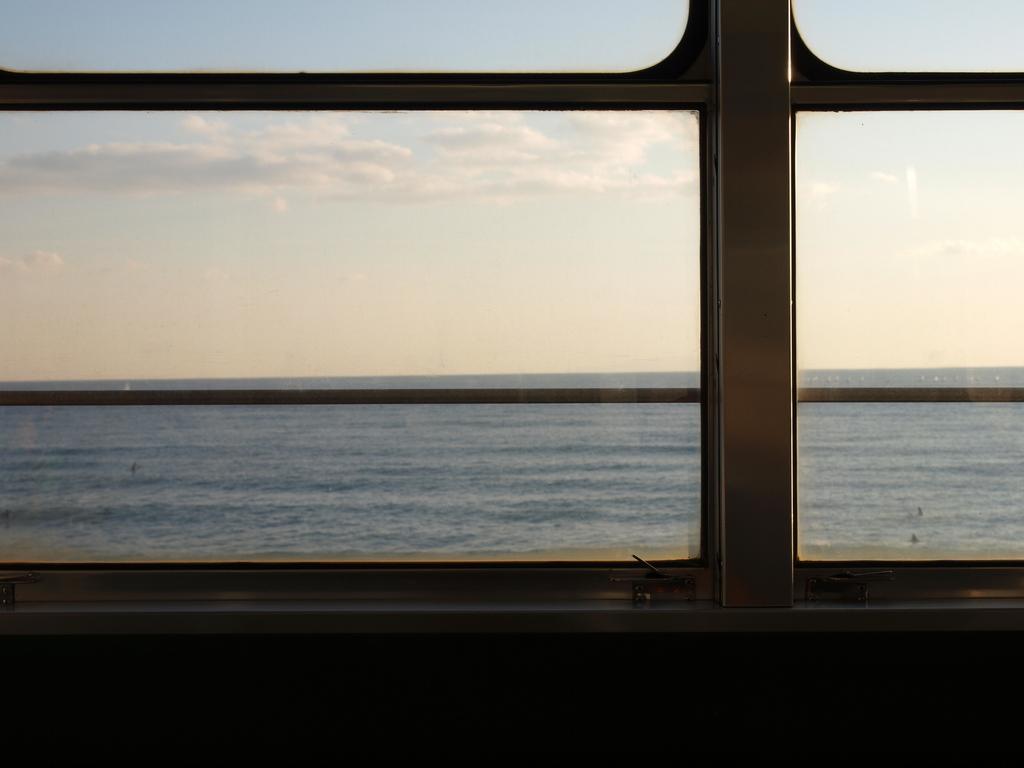 江ノ電 車窓