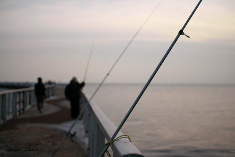 釣り人知れず