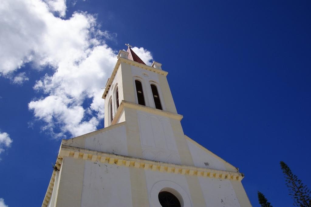空の下の教会