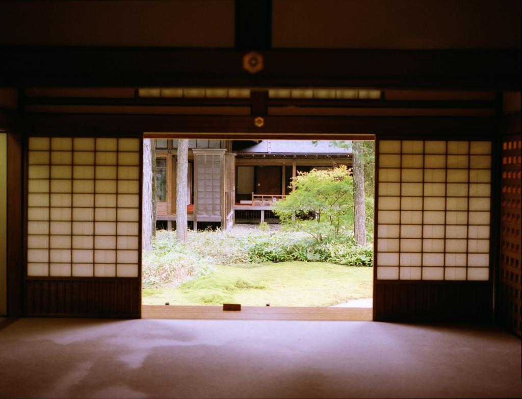 田母沢御用邸