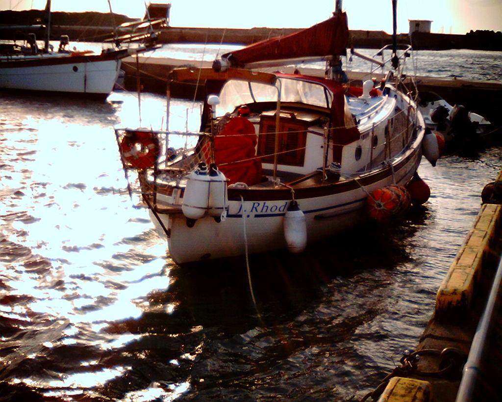 ヨーロピアンな船