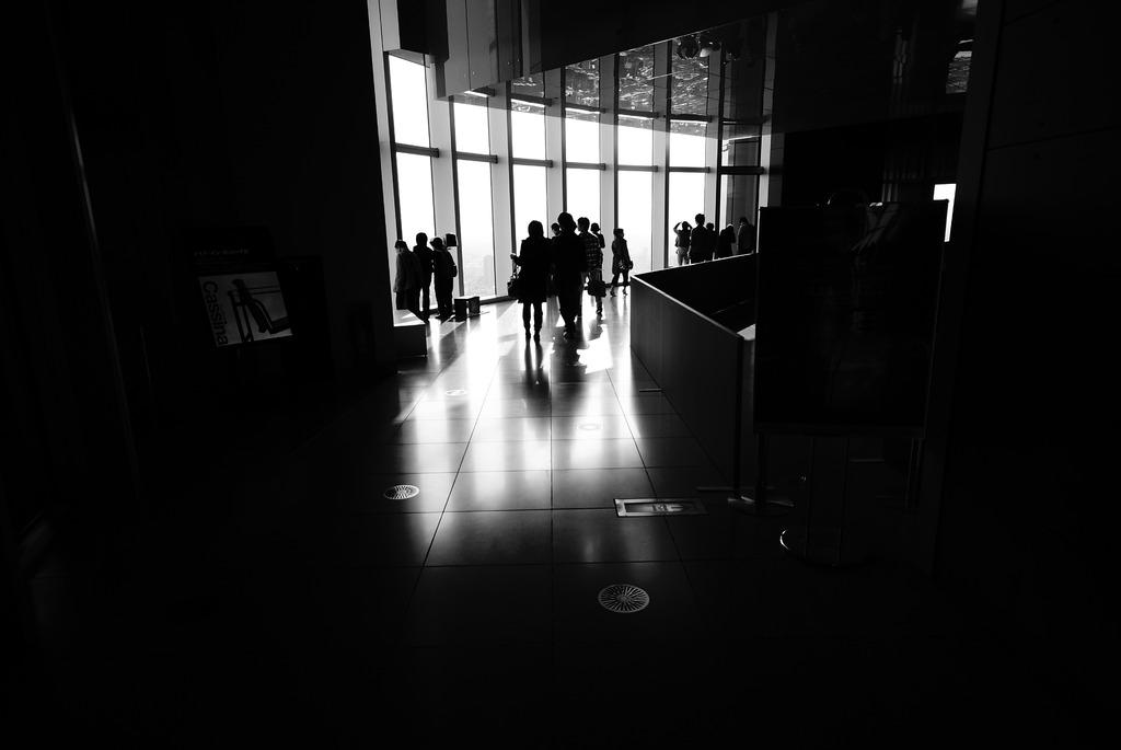 tokyo silhouette3